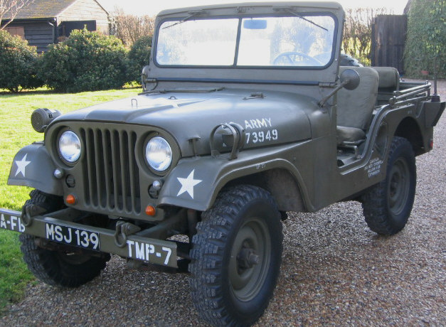 1961 willys m38a1 jeep for sale www roncobb com
