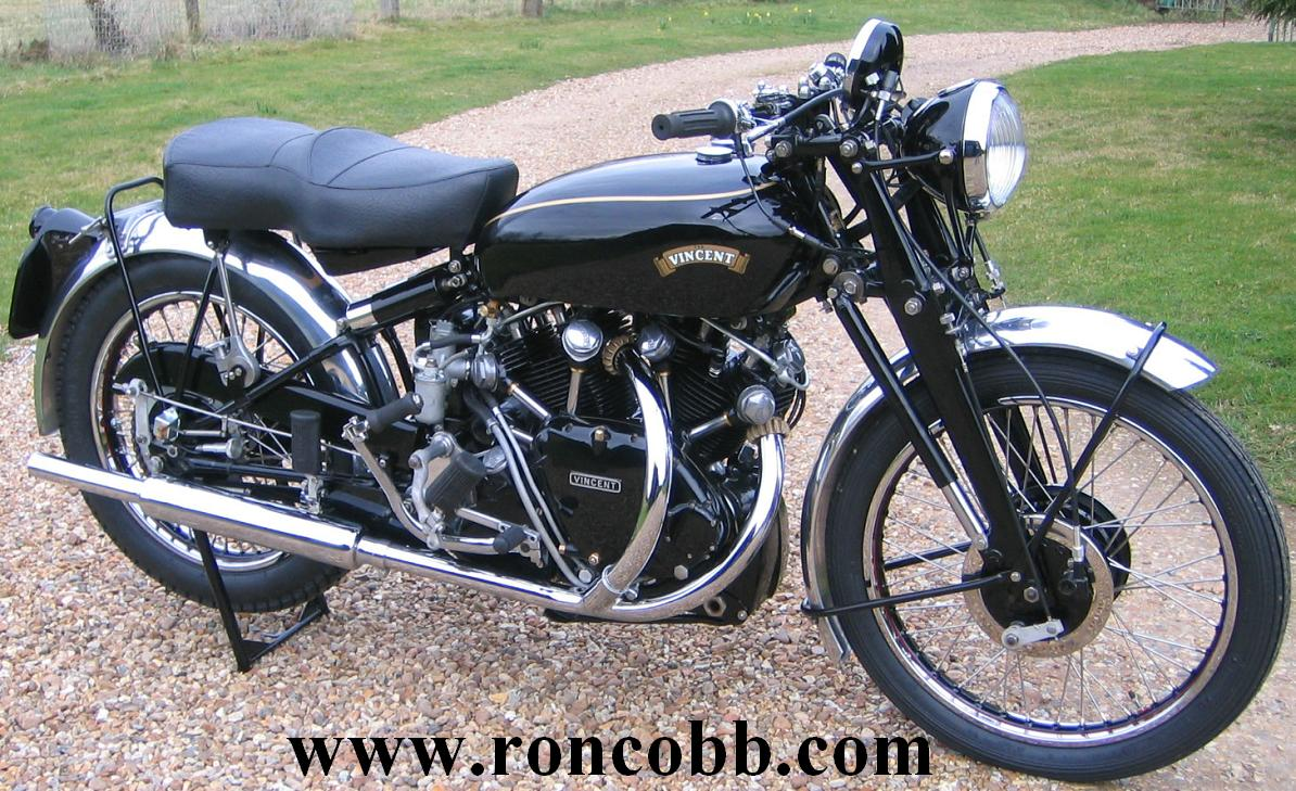 Classic motorcycle vin check out